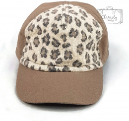 BROWN HAT LEOPARD SUPER GIFT